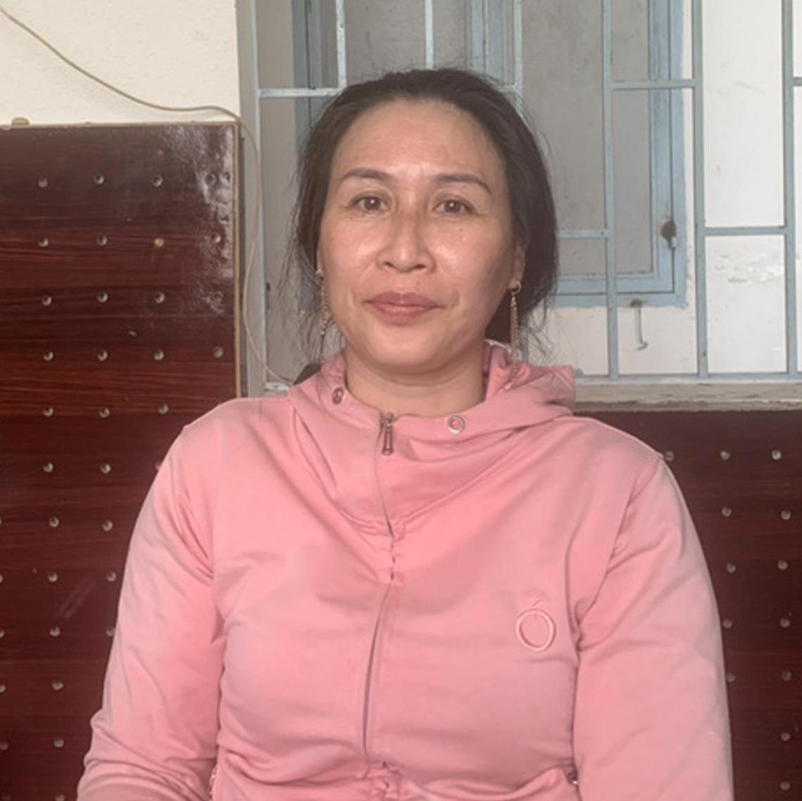 Le Thi Binh